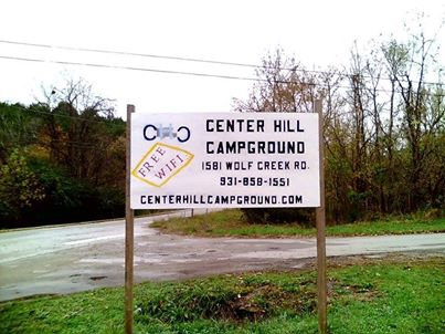 Center Hill Lake Tennessee Map.Center Hill Campground Peaceful Camping
