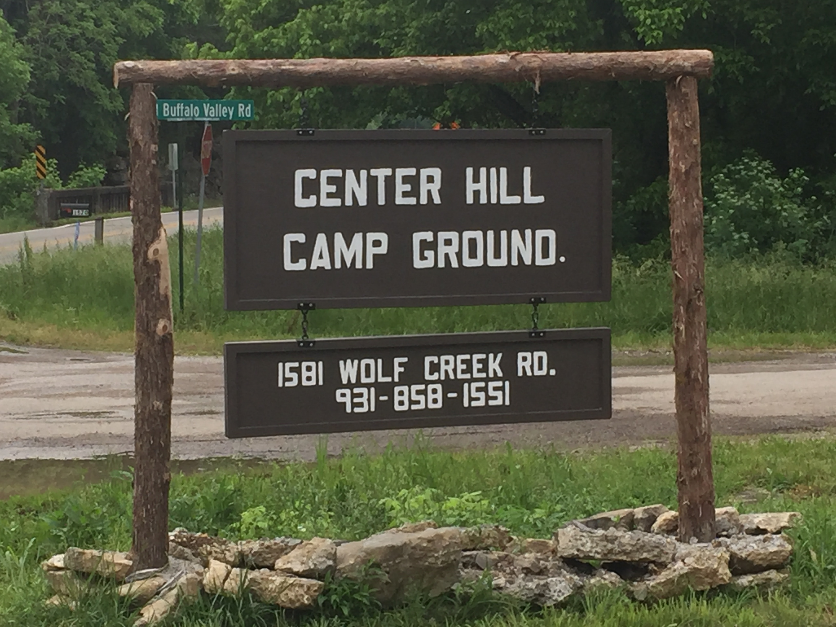 Center Hill Campground | Peaceful Camping